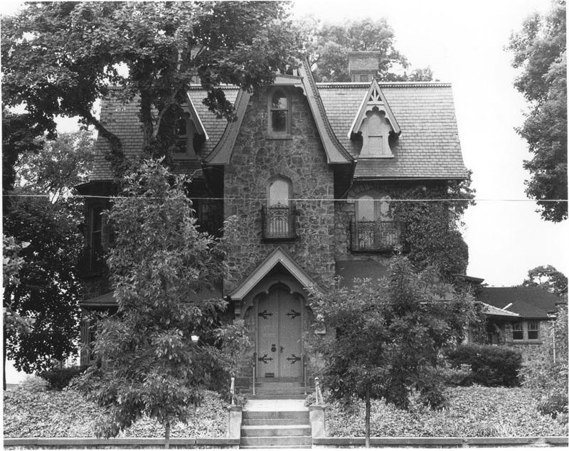American Gothic Domestic Architecture