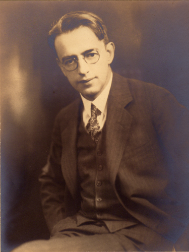 Young Otto Ege
