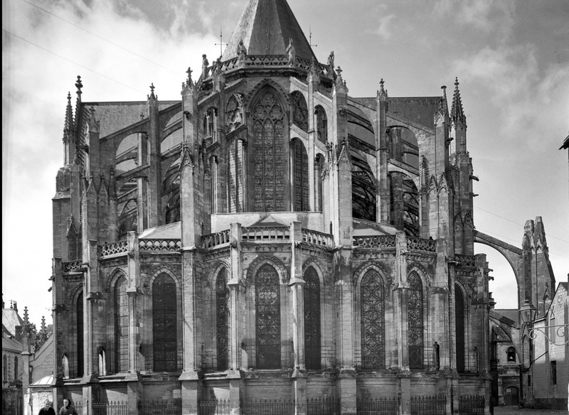 Cathedral of Tours exterior