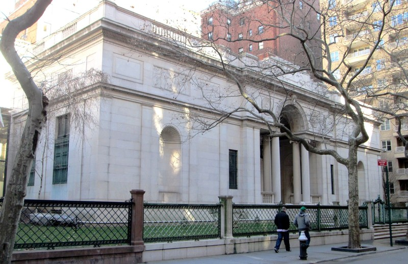 The Morgan Library (exterior)