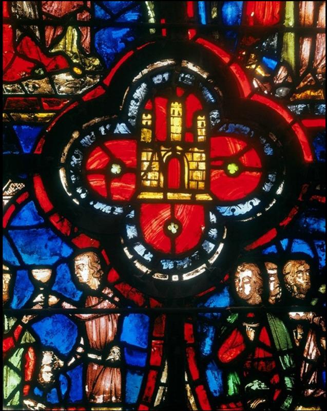 Castile Castle Ste-Chapelle