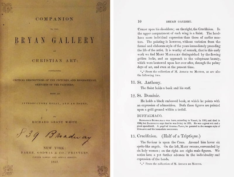 Companion to the Bryan Gallery of Christian Art